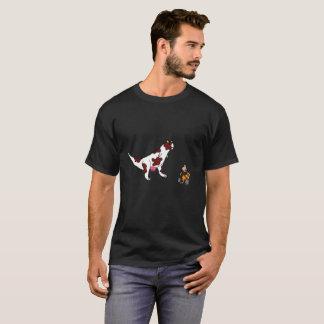 """Camiseta """"Vaca pré-histórica"""