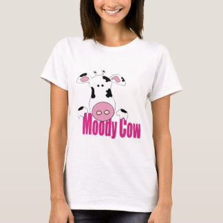Camiseta Vaca temperamental