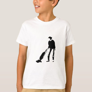 Camiseta vácuo