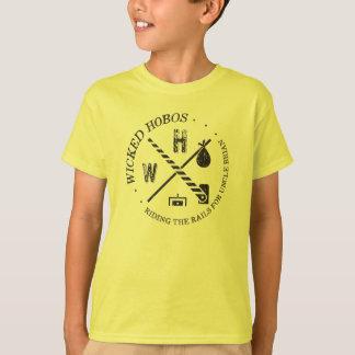 Camiseta Vagabundos maus