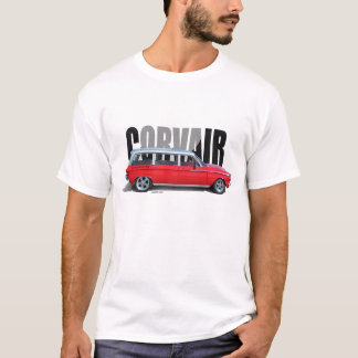 Camiseta Vagão de General Motors CORVAIR