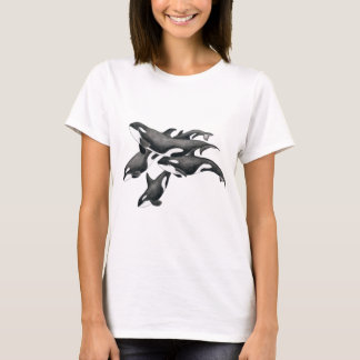 Camiseta Vagem da orca