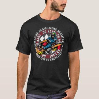 Camiseta Vai a competência de Kart