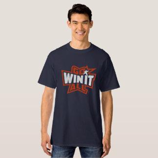 Camiseta Vai a vitória ele todo! T-shirt 2017 alto do Hanes