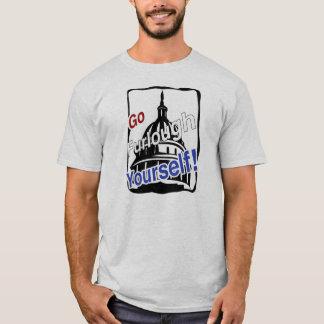 Camiseta Vai o Furlough você mesmo!