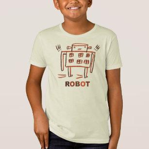 Camiseta Vai o robô