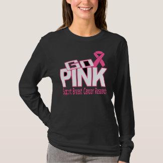Camiseta Vai o rosa!