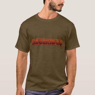 Camiseta Vai o t-shirt de Didgeridoo