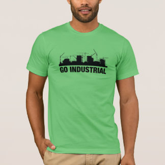 Camiseta Vai o t-shirt industrial