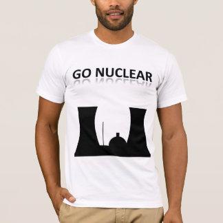 Camiseta Vai o t-shirt nuclear