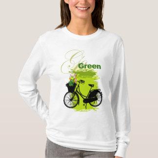 Camiseta Vai o verde 03