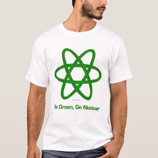 Camiseta Vai o verde, vai nuclear