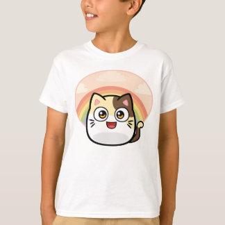 Camiseta Vaia como produtos do design do gato