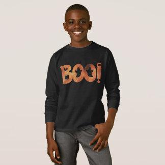 Camiseta VAIA! Tshirt assustador alaranjado do traje dos
