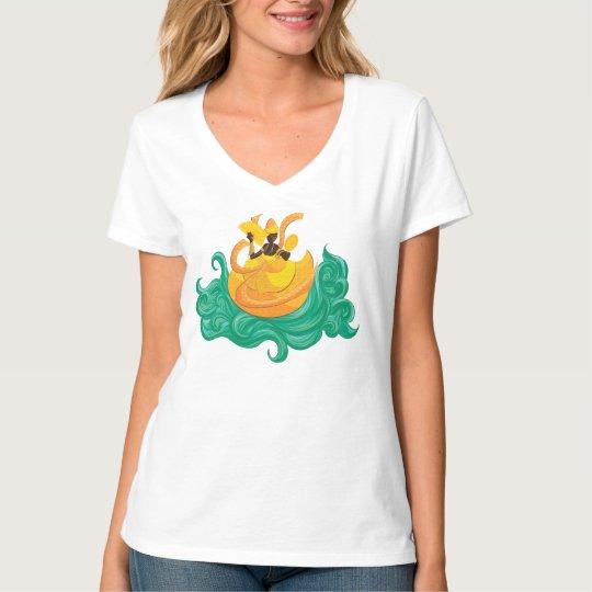 Camiseta Vaidosa Oxum