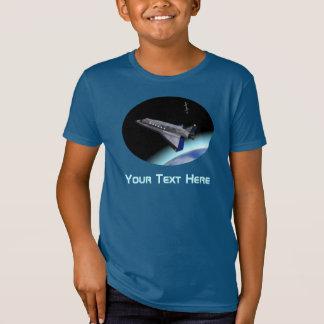 Camiseta Vaivém espacial de El Al Maslool