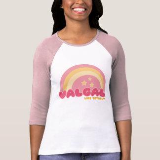 Camiseta Val galão