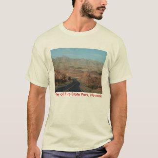 Camiseta Vale do parque estadual do fogo