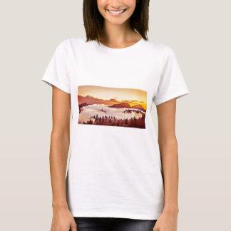 Camiseta Vale enevoado