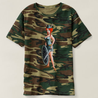 Camiseta Valkyrie Camo