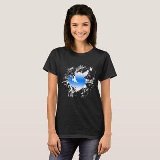 Camiseta Valkyrie para fora brilha-me