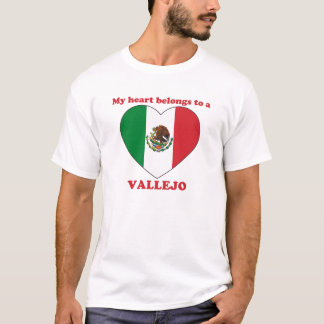 Camiseta Vallejo