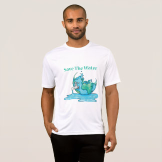 Camiseta Valor da água