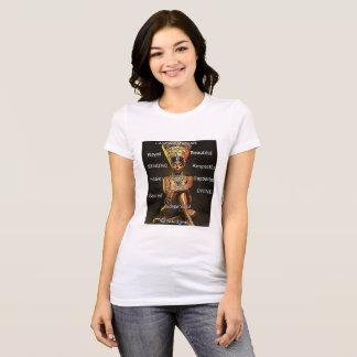 Camiseta Valor de Wombman