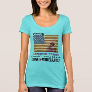 Camiseta Valores americanos - Dia da Independência de