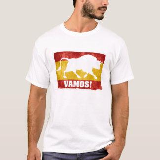 Camiseta VAMOS! Espanol