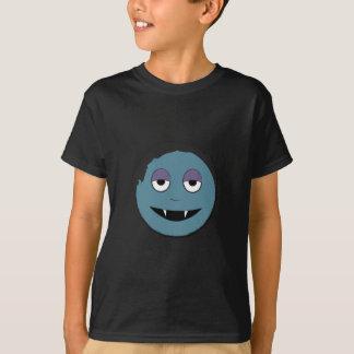 Camiseta Vampiro azul