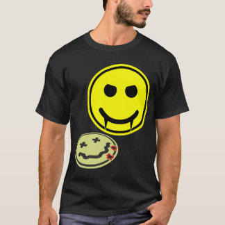 Camiseta Vampiros Smiley Dead