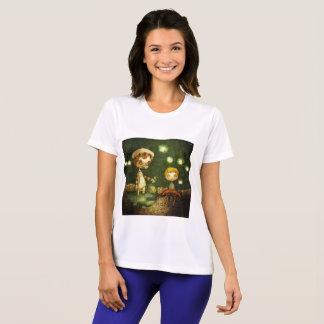 Camiseta Vândalo do feijão do Tshirt