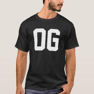Camiseta Vândalo original do gueto de Gangsta do gângster