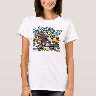 Camiseta Vão os vencedores de Kart