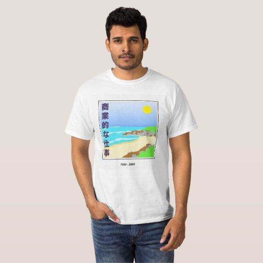 camiseta vapor dreams