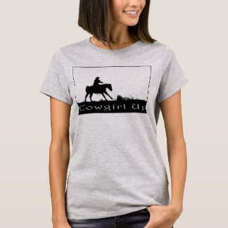 Camiseta Vaqueira acima