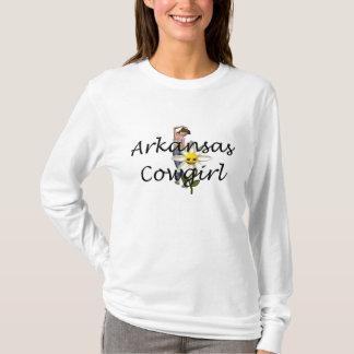 Camiseta Vaqueira de Arkansas do T
