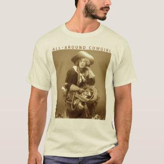 Camiseta Vaqueira total