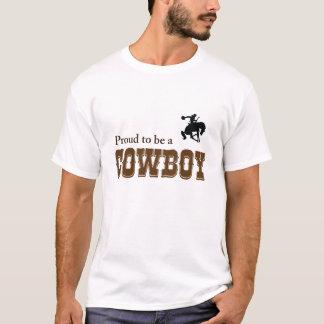 Camiseta Vaqueiro