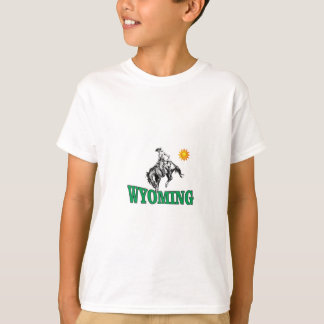 Camiseta Vaqueiro de Wyoming