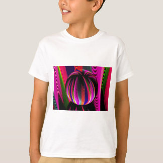 Camiseta Variação das cores no vidro
