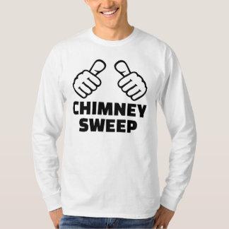 Camiseta Varredura de chaminé
