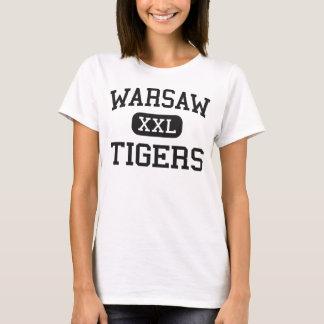 Camiseta Varsóvia - tigres - a comunidade - Varsóvia