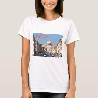 Camiseta Vaticano, Roma, Italia