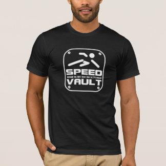 Camiseta Vault da velocidade