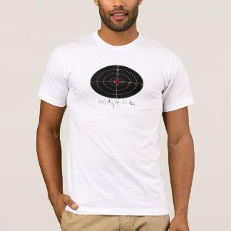 Camiseta veado 1 da espingarda