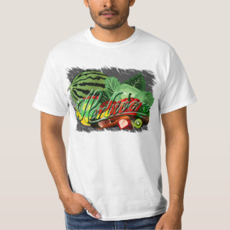 Camiseta Vegan do vegetariano do herbívoro