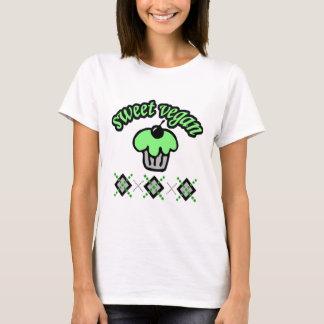 Camiseta Vegan doce