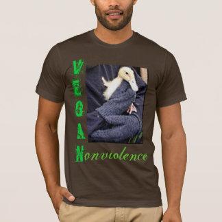 Camiseta Vegan = nonviolence